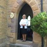 Liz.church.door.599